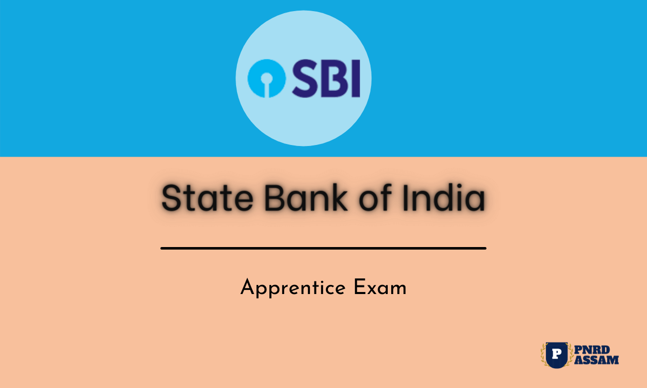 sbi apprentice admit card & exam date