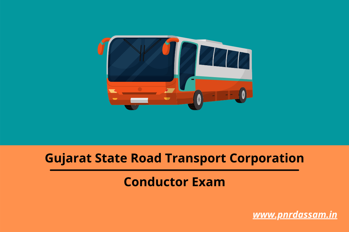 GSRTC Conductor Exam